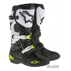 Alpinestars Tech 10 Black/White