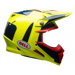 Moto-9 Flex Blue Yellow