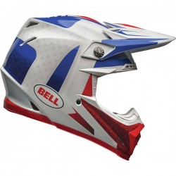 Moto-9 Flex Blue Red